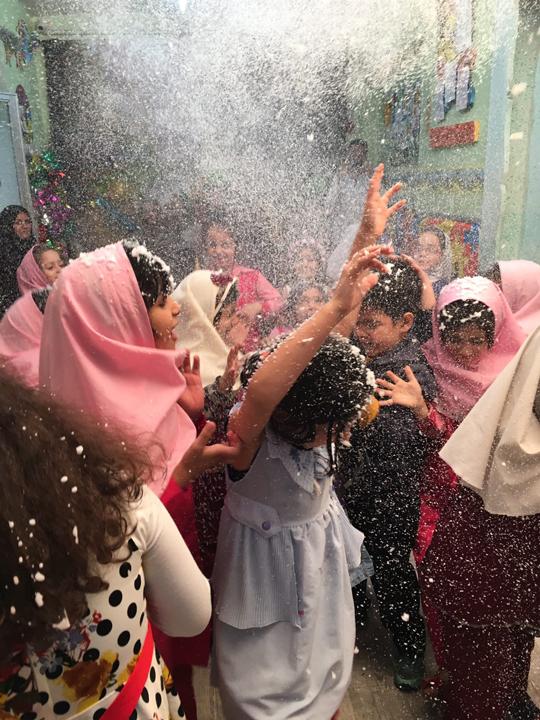 جشن های مهد کودک و پیش دبستانی سهیل